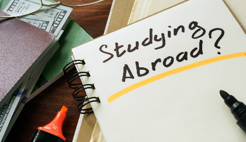 Studying Abroad?